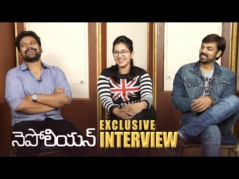Napoleon Movie Team Exclusive Interview | Anand Ravi | Komali | Ravi Varma | TFPC