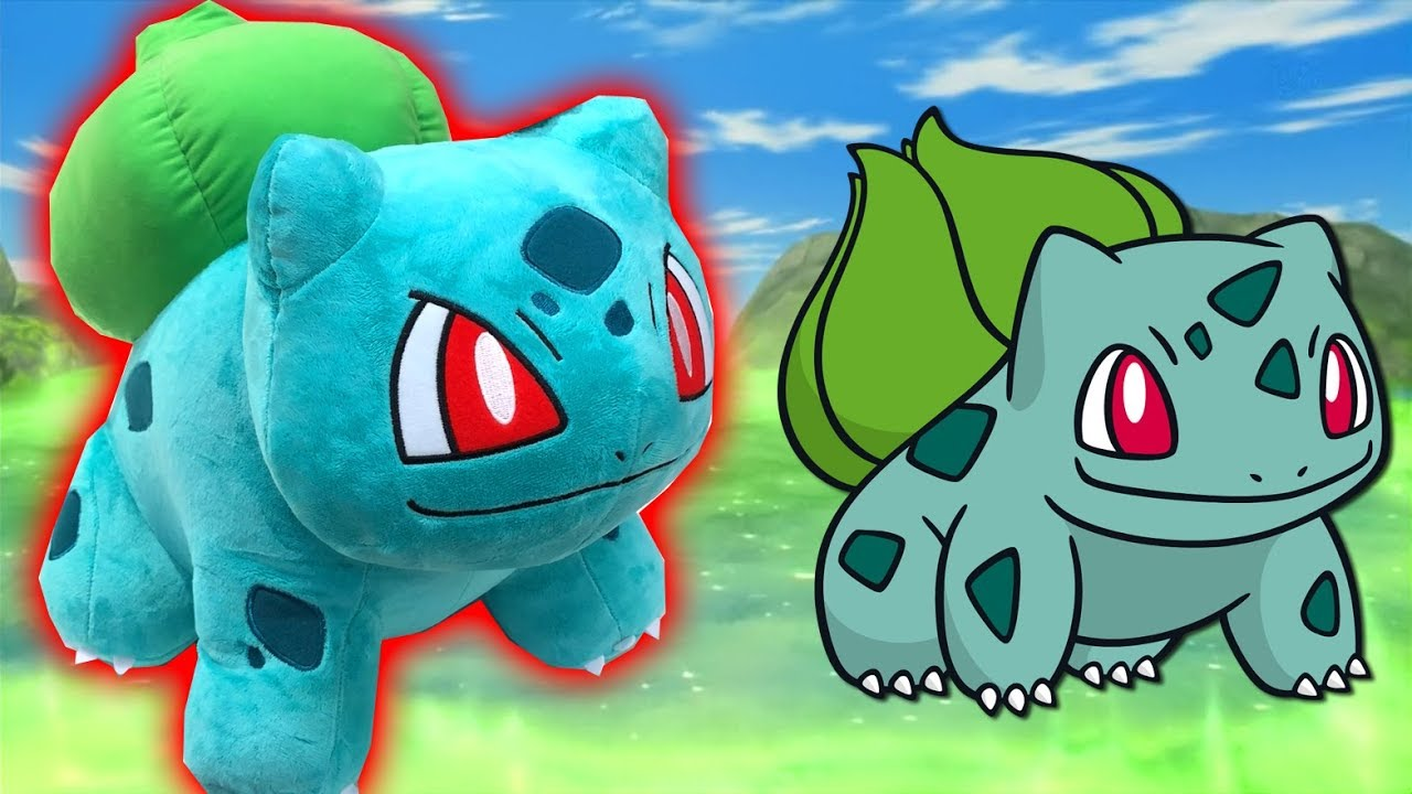 58e95d45684 BULBASAUR AT BUILD-A-BEAR WORKSHOP! - IT S PERFECT! - YouTube