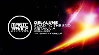 Delalune - Road To The End (Original Mix) [Magic Trance]