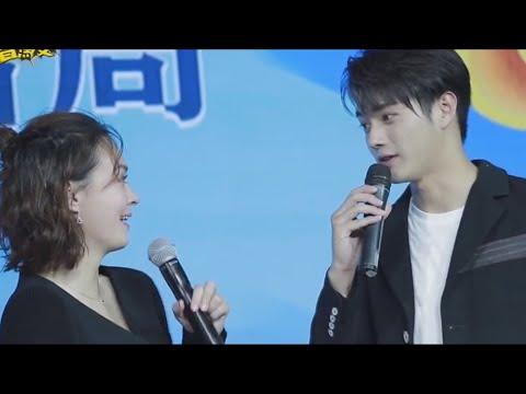 [BTS] Xu Kai Hứa Khải x Sandrine Pinna KISS SCENES in LINGJIAN MOUNTAIN 从前有座灵剑山 NÚI LINH KIẾM from YouTube · Duration:  3 minutes 39 seconds