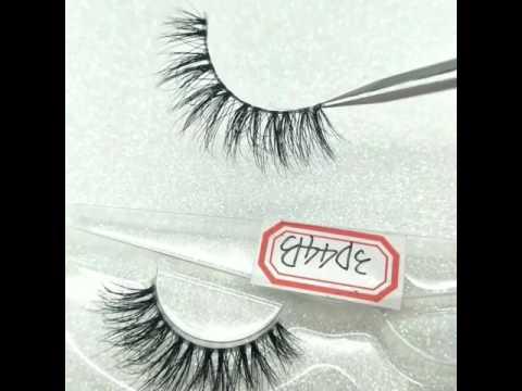 3d mink eyelashes #minkeyelashes