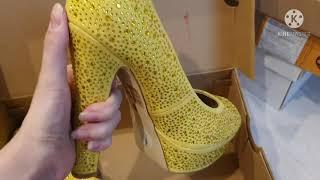Расхламление Часть 1 женская обувь