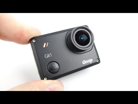 Budget Action Cam Review Gitup Git 1 - better than the Dazzne P2?
