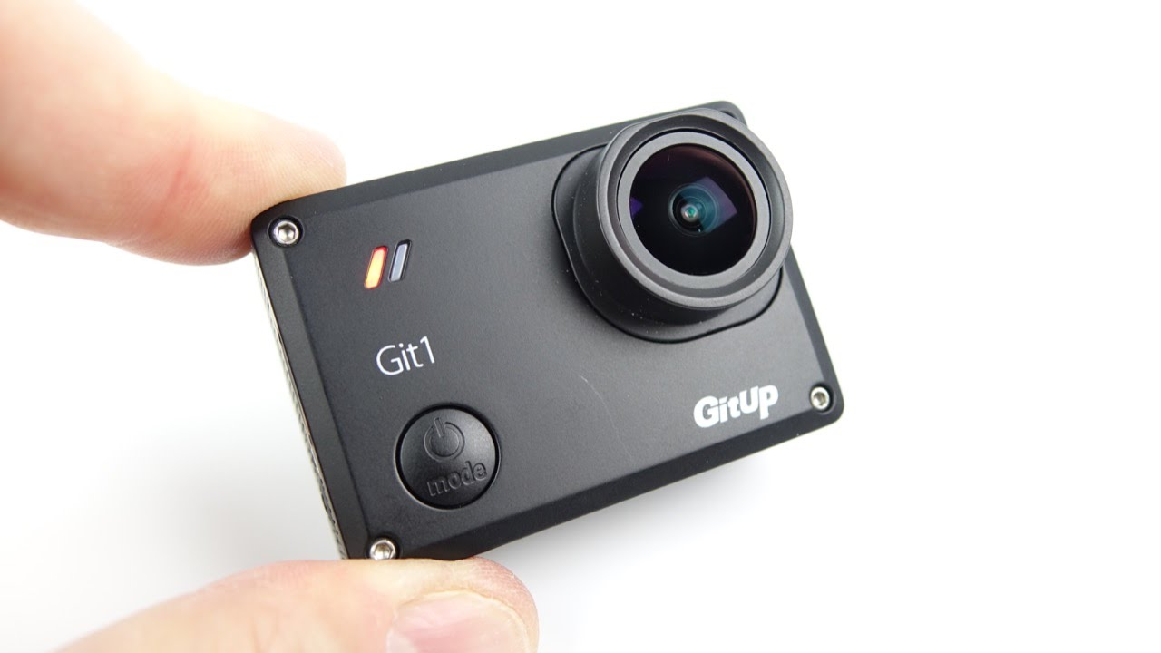 DRIVERS: GITUP GIT1 ACTION CAMERA