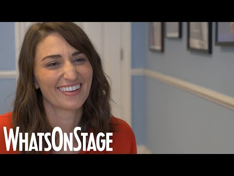 Sara Bareilles on bringing Waitress the Musical to the West End
