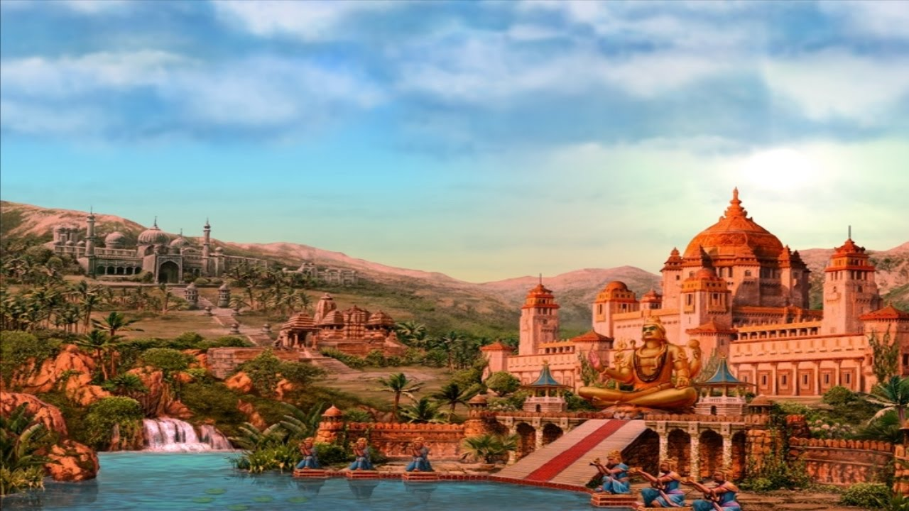 Around the World - India 3D Screensaver for Windows HD ...