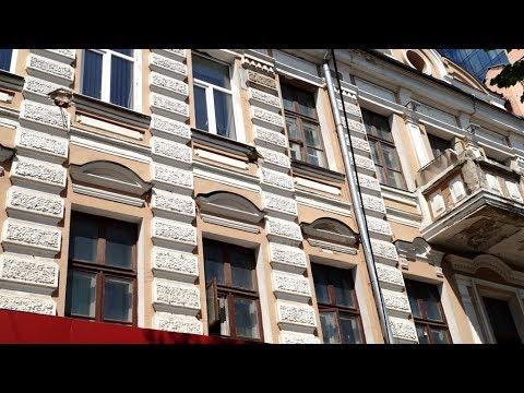 Дом Кольцова на Большой Дворянской