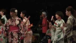 2015.8.14(金)・武蔵盆踊り(奈良県十津川村)