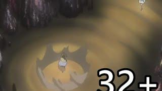《天鵝湖》其中一幕,黑天鵝的舞者會跳32個揮鞭轉。 The dancer of the ...