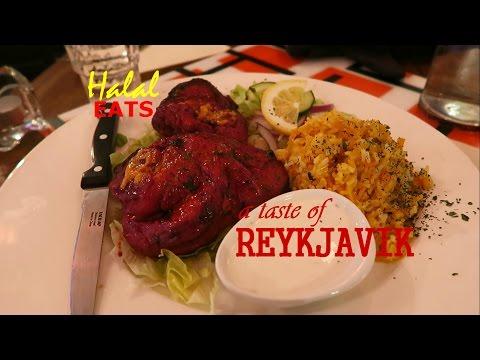 HALAL EATS | a taste of REYKJAVIK