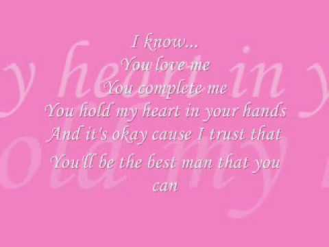 Keyshia Cole- You Complete Me ( with Lyrics)