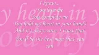 Gambar cover Keyshia Cole- You Complete Me ( with Lyrics)