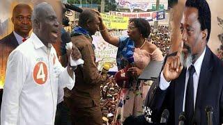 Kiosque 18 déc Martin Fayulu boycott, Olivie lembe Kabila connvaincue de la Victoire de Shadary c 23