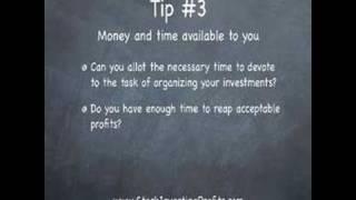 Stock Market Investing: Tips for the Complete Beginner