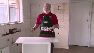How To Assemble A Three Drawer Cabinet - Diy At Bunnings