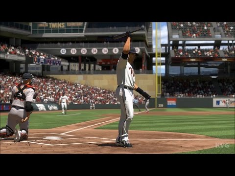 MLB The Show 17 - Rochester Red Wings vs Minnesota Twins | Gameplay (PS4 Pro HD) [1080p60FPS]