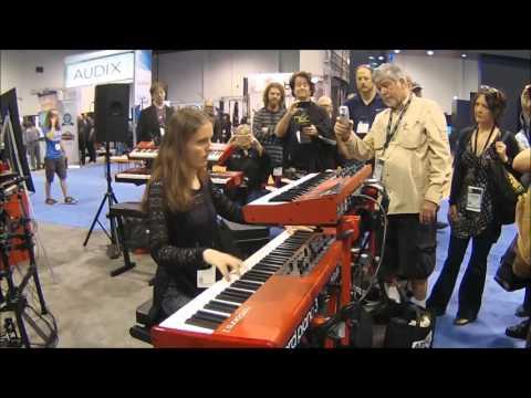 Rachel Flowers - The Endless Enigma - Emerson, Lake & Palmer