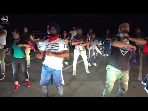 Bhangra Empire -  Gangland Freestyle - Mankirt Aulakh Feat Deep Kahlon - Dj Flow