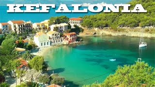 CEFALONIA - KEFALONIA – Greece – le spiagge più belle