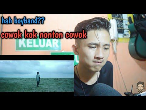 """COWOK REACTION """"BTS - SAVE ME' OFFICIAL""""MV"""