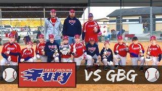 ⚾️ East Carolina Fury vs Garciaparra Baseball Group | 10U Baseball Highlights