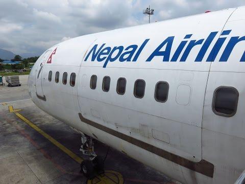 Nepal Airlines 757-2F8(C) - Flight from Kuala Lumpur Int'l (KUL) to Kathmandu Tribhuvan (KTM)