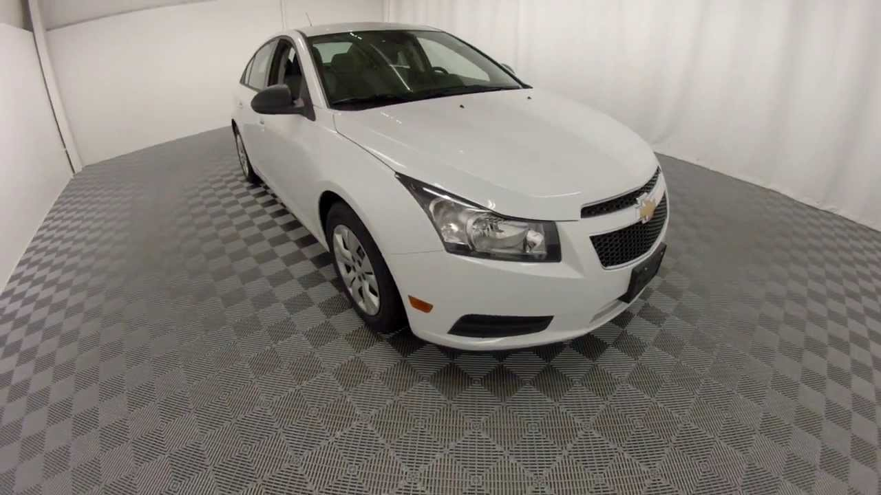 2014 Chevy Cruze LS Review  Demo  Used Cars In Columbus Oh at