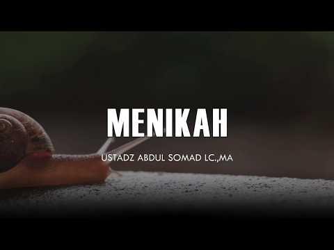 Menikah - Ceramah Pendek Ustadz Abdul Somad Lc.,MA 1 Menit