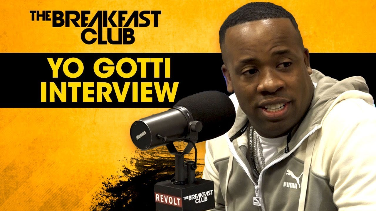 Yo Gotti Reads His Last Text To Young Dolph & Talks Nicki Minaj On Breakfast Club