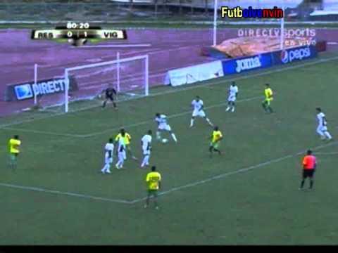 Torneo Apertura 2012. Jornada N° 11. Real Espport Club - Atletico El Vigia FC