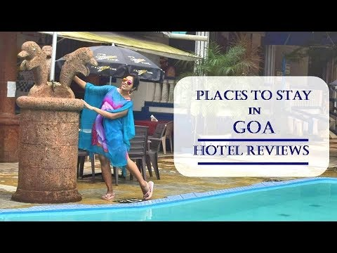 Best Budget Places to Stay in Goa | 4 Hotel reviews in 1 Video |