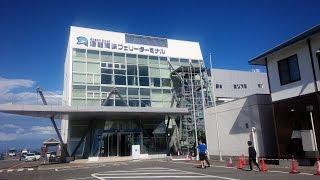 津軽海峡フェリーの旅  2014Aug11th