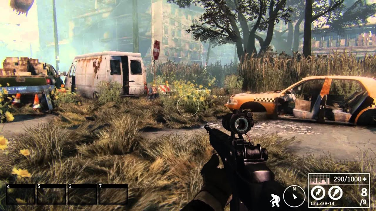 Mmo Shooter Pc