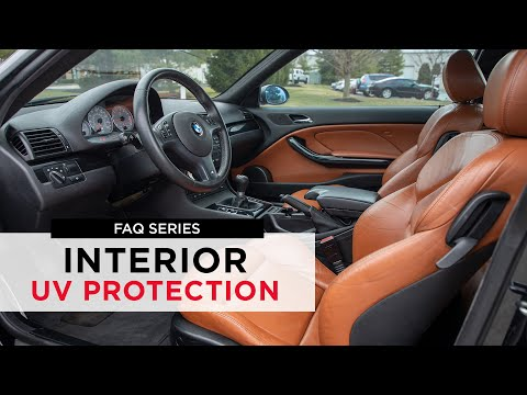 What Is The BEST Option For Interior UV Protection? | FAQ Series By ESOTERIC!