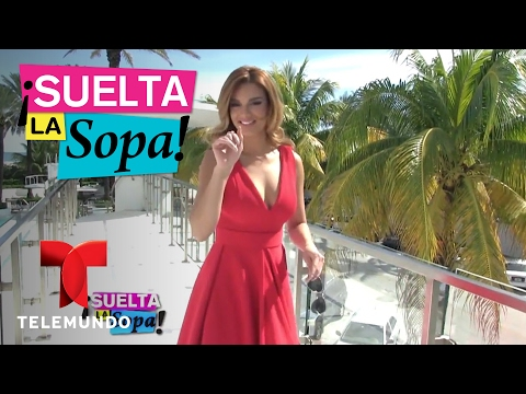 Zuleyka Rivera habla del video 'Despacito' de Luis Fonsi | Suelta La Sopa | Entretenimiento