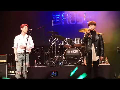The Rose (Jaehyeong & Hajoon) - With You (Tofu Personified OST) [Live In Berlin]