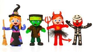 Kids Halloween Costumes ❤ Cartoons For Kids