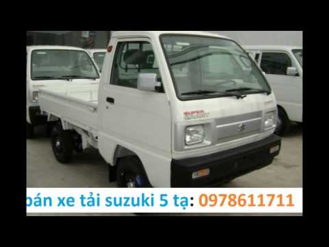 xe tải suzuki-xe tải suzuki 5 tạ tại bắc ninh giá tốt nhất