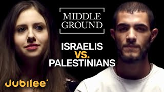 Can Israelis and Palestinians See Eye to Eye? || Creators for Change | Middle Ground