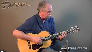 "Pat Donohue  ""Trouble In Mind"" - Performance and Lesson"