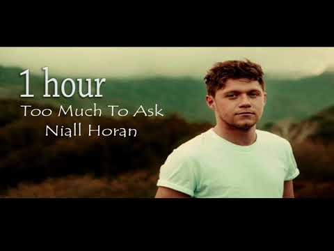 Niall Horan - Too Much To Ask (1 hour) one our