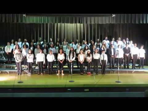 PS28 Senior Choir -