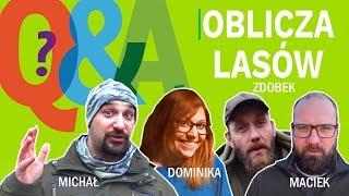 Zapowiedź Q&A!!! Zapytaj Michała, Dominikę, Zdobka i Maćka
