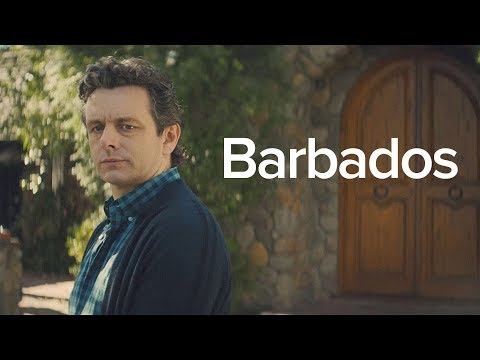 Barbados Starring Michael Sheen, Radha Mitchell, and Ty Simpkins