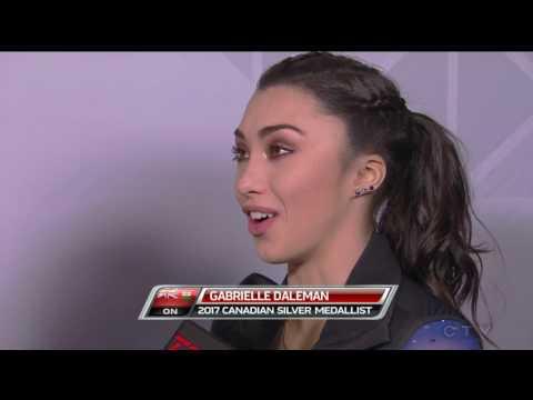 CTNSC17 Gabrielle Daleman Post FS Interview