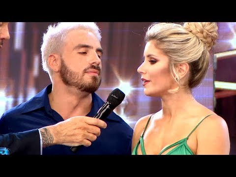 Fede Bal habló de su separación y se generó un momento tenso con Laurita Fernández