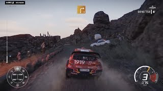 WRC 8 - Rally Argentina Gameplay from Beta