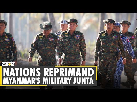 Western Nations outrage over Myanmar reignited | Military Junta | Latest World News | English News