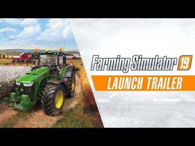 A Fresh Start - Farming Simulator 19 (PC Review) - VultureHound