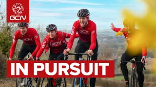 In Pursuit - The First Epic Ride Of The Year